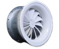Variable Swirl Air Diffuser