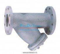 Cast iron y-shape filter