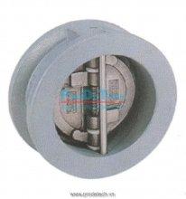 Cast iron check valve